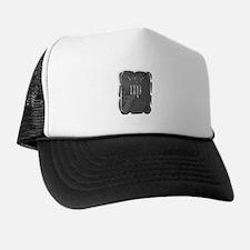 Virgo Stone Trucker Hat