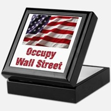 occupy Keepsake Box