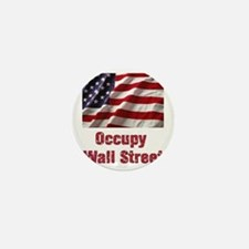 occupy Mini Button
