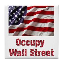 occupy Tile Coaster