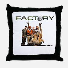 environment Throw Pillow