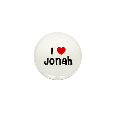 I * Jonah Mini Button