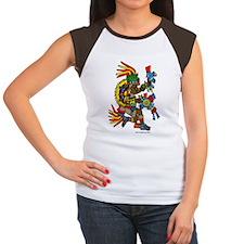 Tonatiuh 23 x35 Women's Cap Sleeve T-Shirt