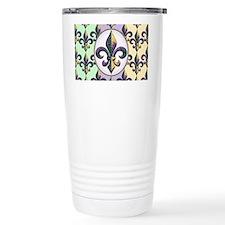 FleurMGbdsPcOfLaptp Travel Mug