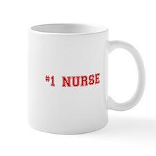 #1 Nurse Mugs