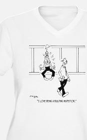 6153_inspector_ca T-Shirt