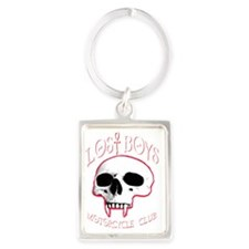 LOST BOYS PROJECT Portrait Keychain