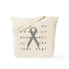 INSULIN_PUMP Tote Bag