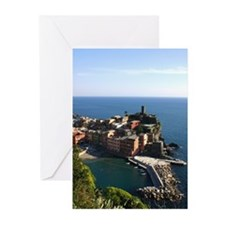 Vernazza Greeting Cards (Pk of 10)