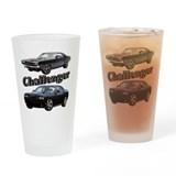 Challenger Pint Glasses