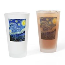 FF VG Starry Drinking Glass