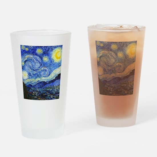 FF VG Starry Drinking Glass