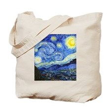 FF VG Starry Tote Bag