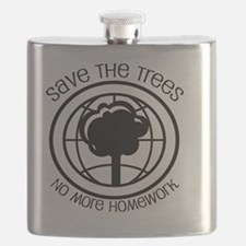 save the trees Flask