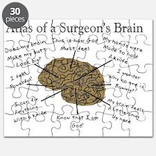 Atlas of a Surgeons Brain Puzzle