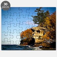 Chapel Rock Fall 2007 Puzzle