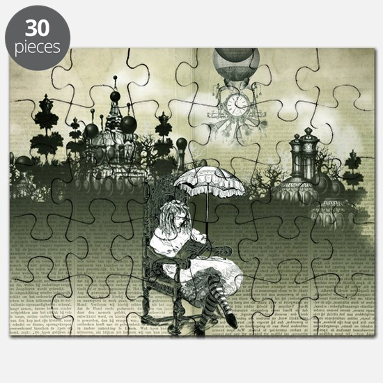 The Wonderland Reader by Bethalynne Bajema Puzzle