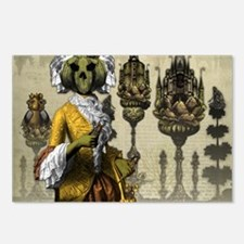 The Bride of the Headless Postcards (Package of 8)