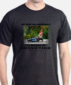 Gnome Seduction Dark 2 T-Shirt