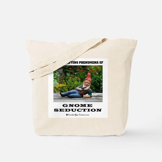 Gnome Seduction Tote Bag