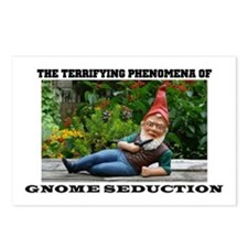 Gnome Seduction Postcards (Package of 8)