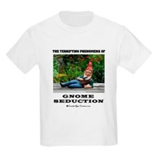 Gnome Seduction Kids T-Shirt