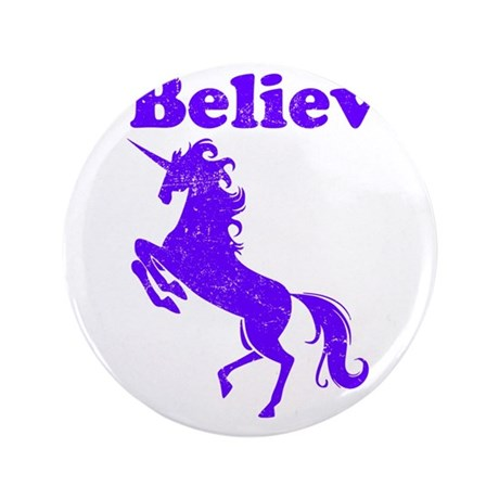 "ibelieveunicornp 3.5"" Button"