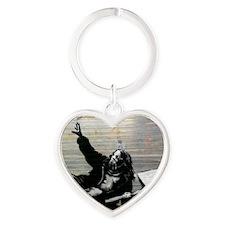 7mp Heart Keychain
