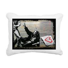7mp Rectangular Canvas Pillow