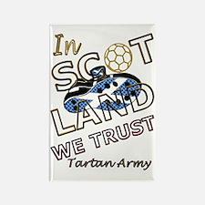 In Scotland weTrust TA Rectangle Magnet