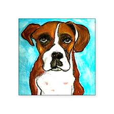 """bulldogM Square Sticker 3"""" x 3"""""""