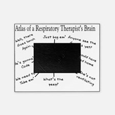 Atlas of a Respiratory Therapist Bra Picture Frame