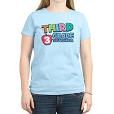 Third Grade Teacher T-Shirt