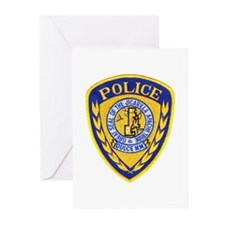 Jicarilla Tribal Police Greeting Cards (Package of