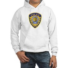 Jicarilla Tribal Police Hoodie