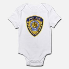Jicarilla Tribal Police Infant Bodysuit