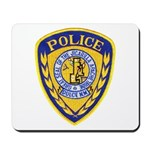 Jicarilla Tribal Police Mousepad