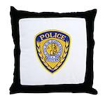 Jicarilla Tribal Police Throw Pillow
