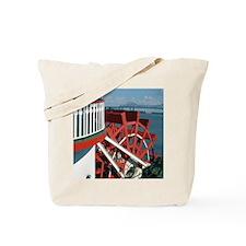 Paddle Wheel Tote Bag