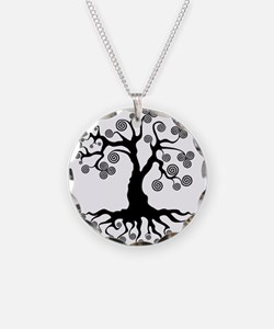 CP tree of life blk 2 Necklace