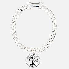 CP tree of life blk 2 Bracelet