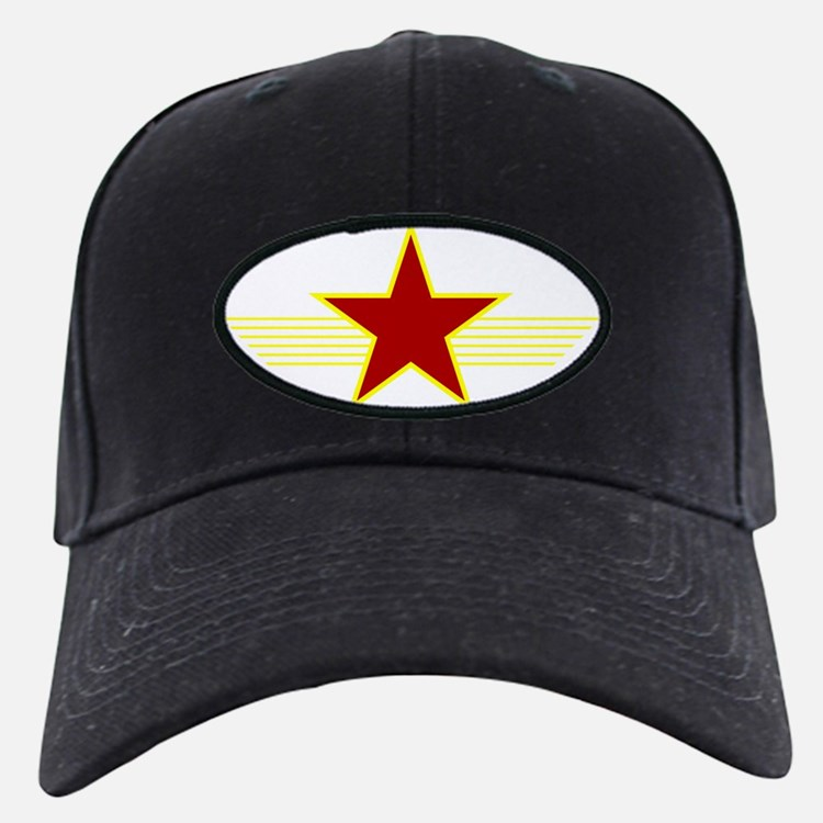 Red Star Baseball Hat