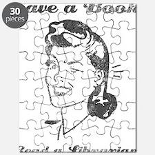 Save a Book, Read a Librarian! CUT  AC 70 o Puzzle