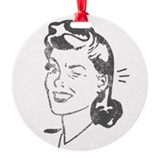 Save a Book, Read a Librarian! CUT  Ornament