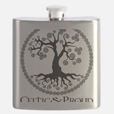CP tree of life blk Flask