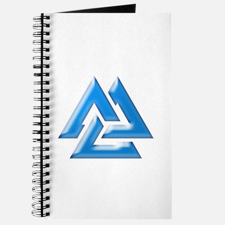 Glass Valknut Journal