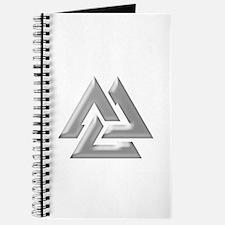 Silver Valknut Journal