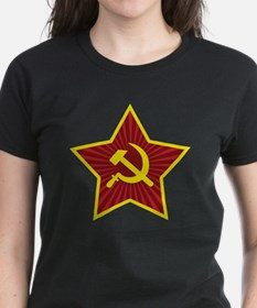 Hammer and Sickle with Star Tee