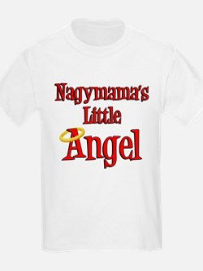 Nagymama Little Angel T-Shirt