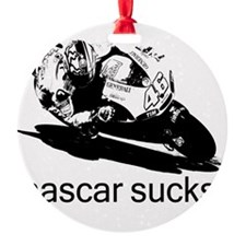 Valentino Rossi Motogp Nascar sucks Ornament